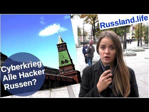 Cyberkrieg: Alle Hacker Putins Russen? [Video]