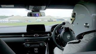 Stig Lap: Toyota Supra | Top Gear: Series 27