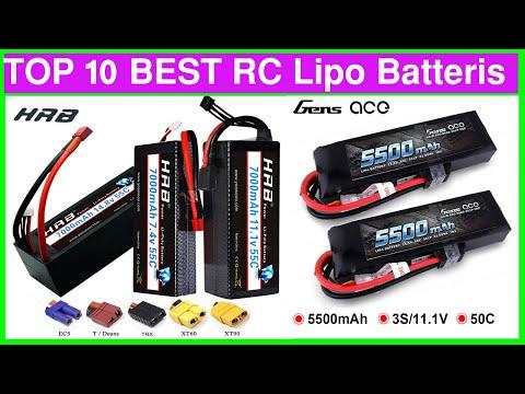 Top 10 Best HRB RC Lipo Batteris Review 2020