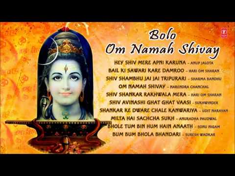 Bolo Om Namah Shivay, Shiv Bhajans I Full Audio Songs Juke Box