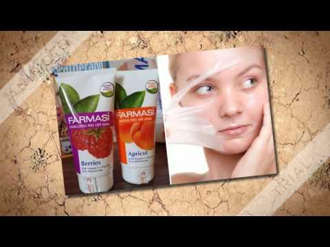 Les masques pour les paupières la peau sèche