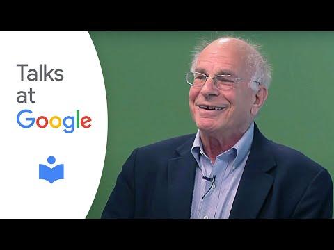 Daniel Kahneman – Thinking, Fast and Slow – Talks at Google
