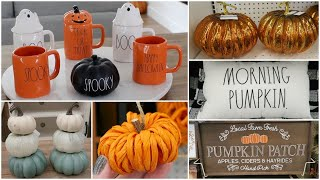 FALL DECOR SHOP WITH ME AT HOMEGOODS, HOBBY LOBBY, BATH & BODY WORKS, JOANNS