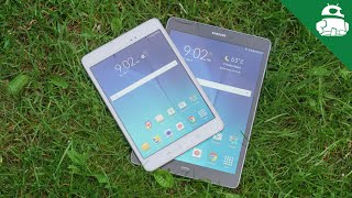 Samsung Galaxy Tab A 8.0 & Galaxy Tab 9.7 Review!