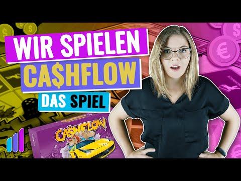 Cashflow Spiel online Erklärung  | Online Spiele-Abend mit MyGreenFinance