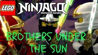 Ninjago Tribute -Brothers under the sun (Bryan Adams) HD