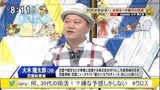 大木隆太郎「20代に勝てないとダメ! 30代女性が知るべき婚活の事実」 [モーニングCROSS] - YouTube