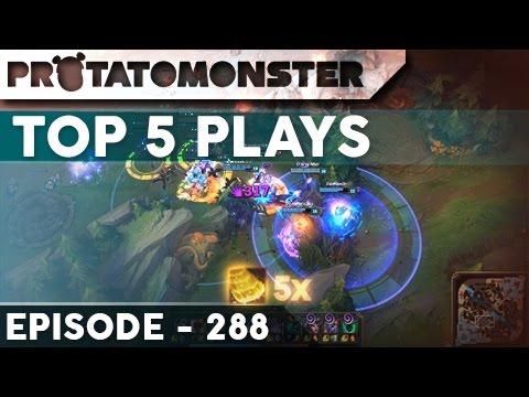 League of Legends Top 5 Plays Week 288