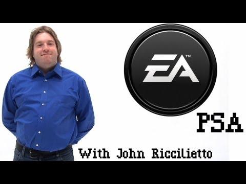 Co kdyby byli v EA upřímní?