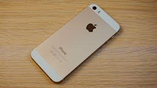 Золотой iPhone 5S С AliExpress. Распаковка и первые минусы