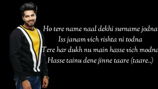 Singga - Shadow Full Song (Lyrics) Mix Singh   - YouTube