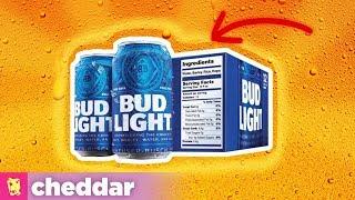 Bud Lights Nutrition Labels Are Bad News For Craft Beer