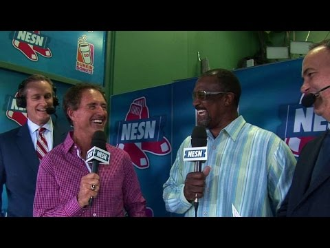 5/5/15: Lynn, Rice on memories with Red Sox