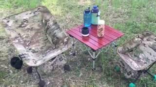 『キャンプ道具』Helinoxヘリノックスタクティカルチェア&タクティカルチェアミニ