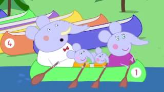 Peppa Pig Full Episodes in English - New Compilation- Part #25