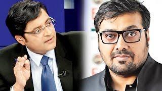Udta Punjab Censored  Arnab Goswami Interviews Anurag Kashyap  The Newshour Direct 7th June 2016