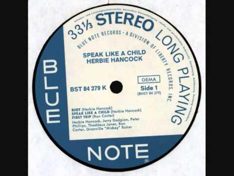 """Herbie Hancock """"Riot"""""""