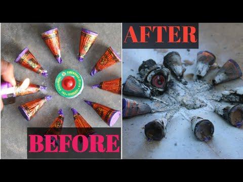 Diwali crackers Ke circle me Chakri - HAPPY DIWALI  #दिवालीधमाका diwaliTrending