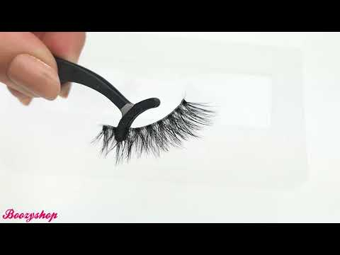 Lilly Lashes Lilly Lashes Delara 3D Faux Mink Invisible Band Lashes