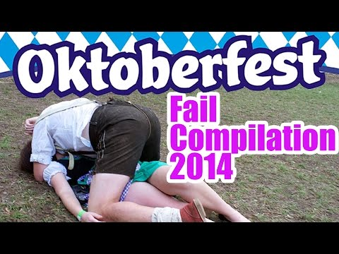 Oktoberfest-Fails