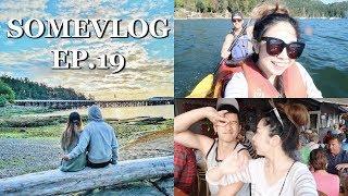 SomeVlogEp.19|島嶼生活、市集、捉迷藏、獨木舟、野鹿