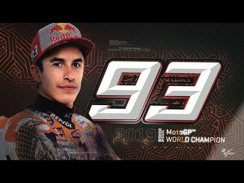 【無料動画】MotoGP第15戦タイ ワールドチャンピオンを決めたマルク・マルケス