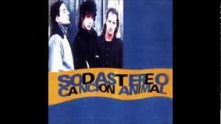 Soda Stereo - 1990 - Canción Animal - 1990