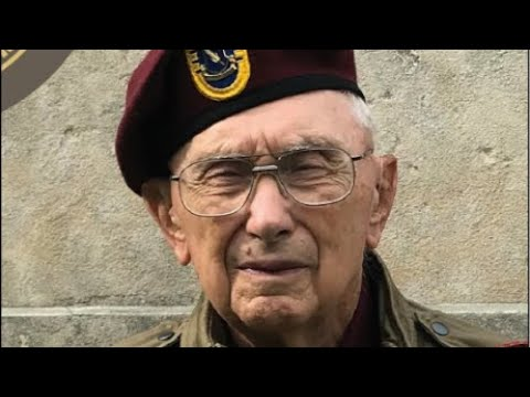 Live from Holland with WWII Veteran Hugh Wallis of the 82nd Airborne