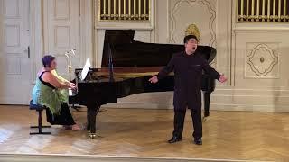 """Ach! so fromm""- Martha - Friedrich von Flotow:Huang Shan"