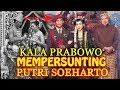 Kala Prabowo Mempersunting Putri Soeharto Kisah Cinta Sejati Prabowo Titiek Soeharto