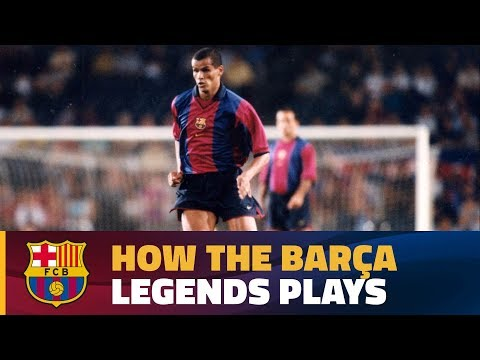 The FCB Legends who will play against Manchester United on 30 June