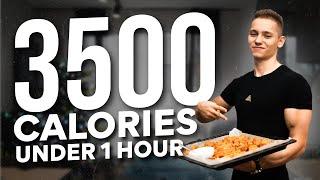 Meal Prep 3500 calories - Bulking Diet