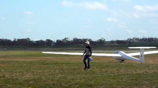 preview picture of video 'Gliding & Flying at Bacchus Marsh'