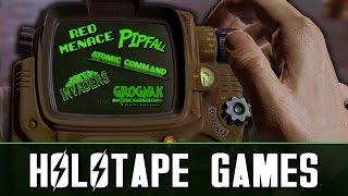 Fallout 4: All Pip-Boy Holotape Games
