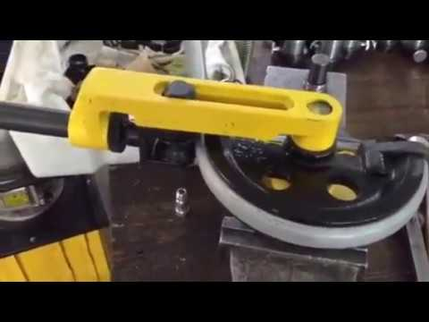 Swg-25 Hand  Type Pipe Bender Mp3