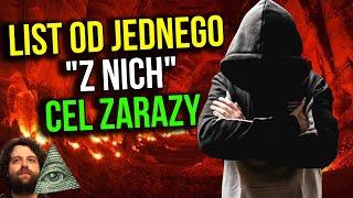 """Znowu Napisał do mnie """"Jeden z Nich""""! Ujawnił Cel Zarazy i Przyszłość Polski – Przepowiednie 2021 PL"""