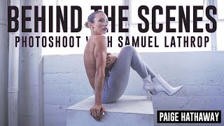 BEHIND THE SCENES: FUN & SEXY PHOTOSHOOT
