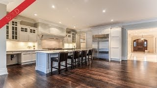 preview picture of video 'TORONTO LUXURY HOUSE FOR SALE: 218 Hillhurst Boulevard'