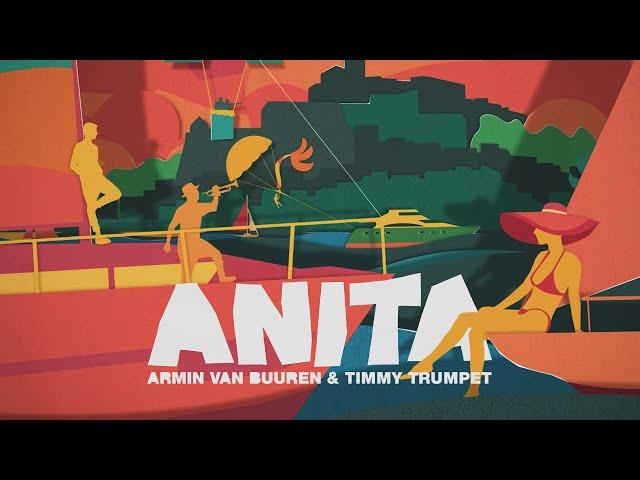 Anita (Feat. Timmy Trumpet) - ARMIN VAN BUUREN