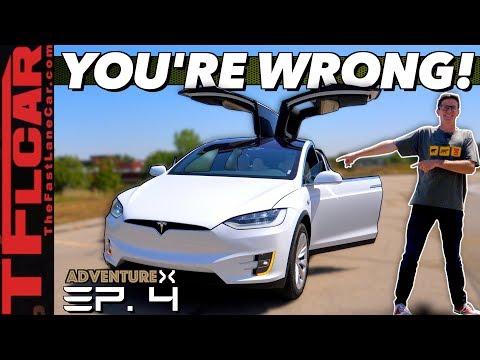 External Review Video Cjk02-zmkmk for Tesla Model S Electric Sedan