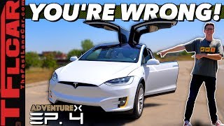 The Tesla Model X Has a BAD Rap: Here
