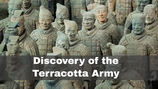 29th March 1974: Discovery of the Terracotta Army
