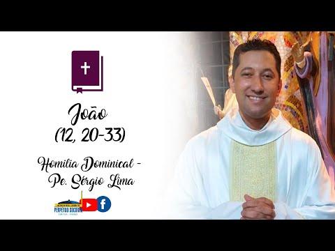 Homilia 21/03/2021 - Padre Sérgio Lima