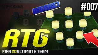 THIS SQUAD IS INSANE! - FIFA 20 RTG #07