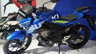 Review Suzuki GSX-S150