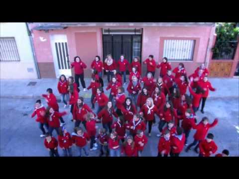 Vídeo musical falla