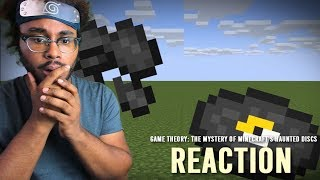 Game Theory: The Mystery of Minecraft's Haunted Discs (Minecraft) REACTION