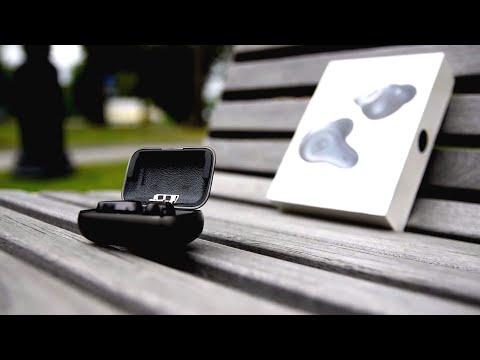 Крутые Bluetooth наушники с прекрасным звуком! Арматурные AC Robin Mist / Арстайл /