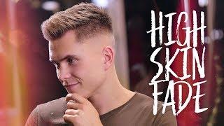 Skin Fade Tutorial | Textured Short Haircut | Men Hair 2018