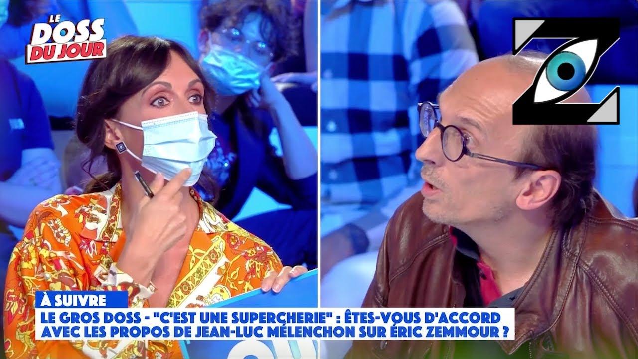 [Zap Télé] F. Di Vizio accuse la prod de TPMP de lui avoir menti et quitte le plateau ! (22/09/21)